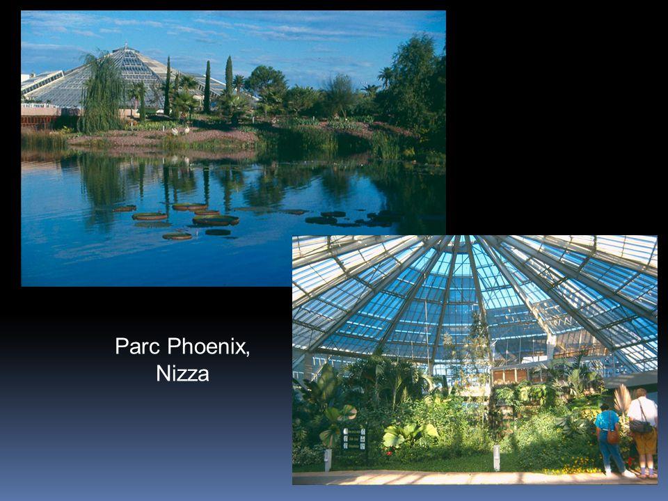 Parc Phoenix, Nizza