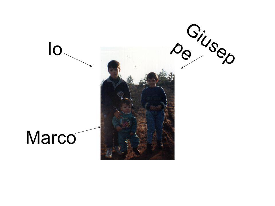 Io Giusep pe Marco