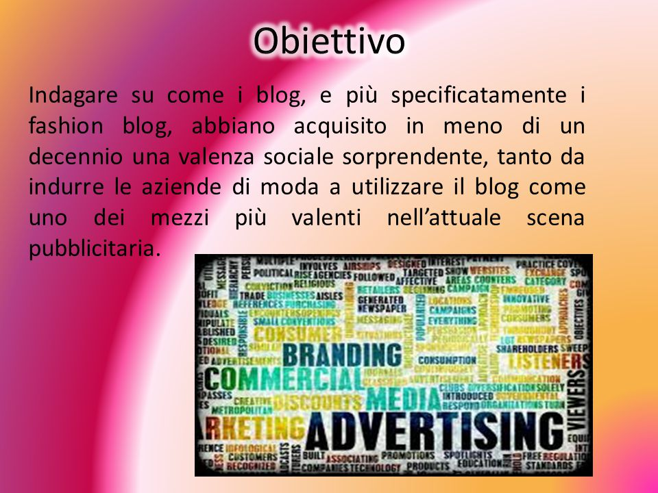 Indagare su come i blog, e più specificatamente i fashion blog, abbiano acquisito in meno di un decennio una valenza sociale sorprendente, tanto da in