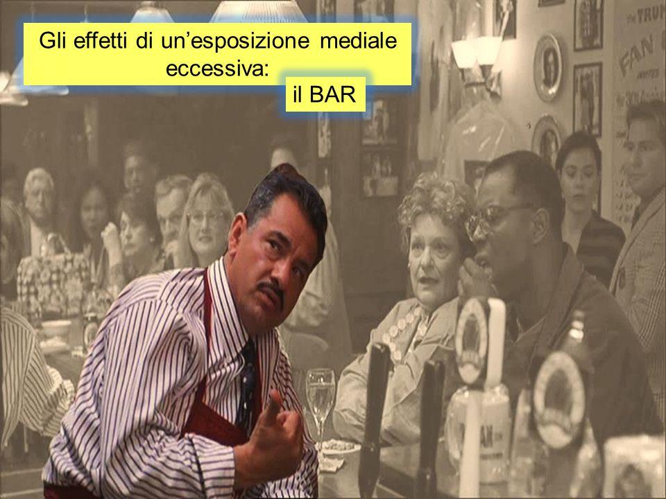 Gli effetti di un'esposizione mediale eccessiva: il BAR