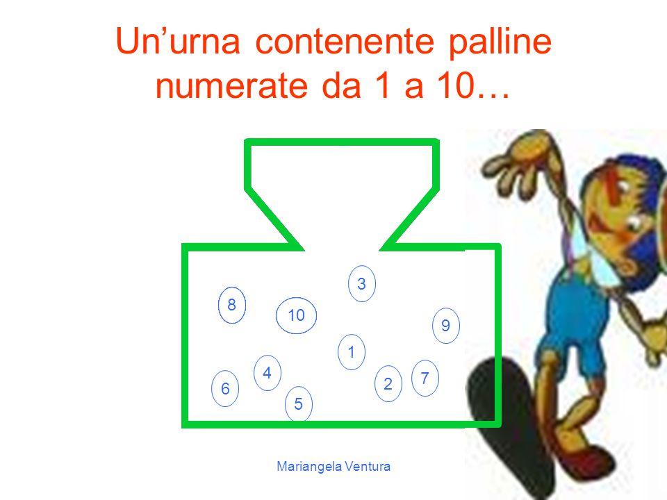 Mariangela Ventura Fase 2 La probabilità di eventi compatibili ed incompatibili La probabilità dell'evento unione (1 ora) si prospetteranno alcune sit