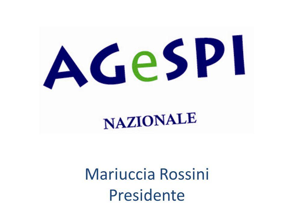 Mariuccia Rossini Presidente
