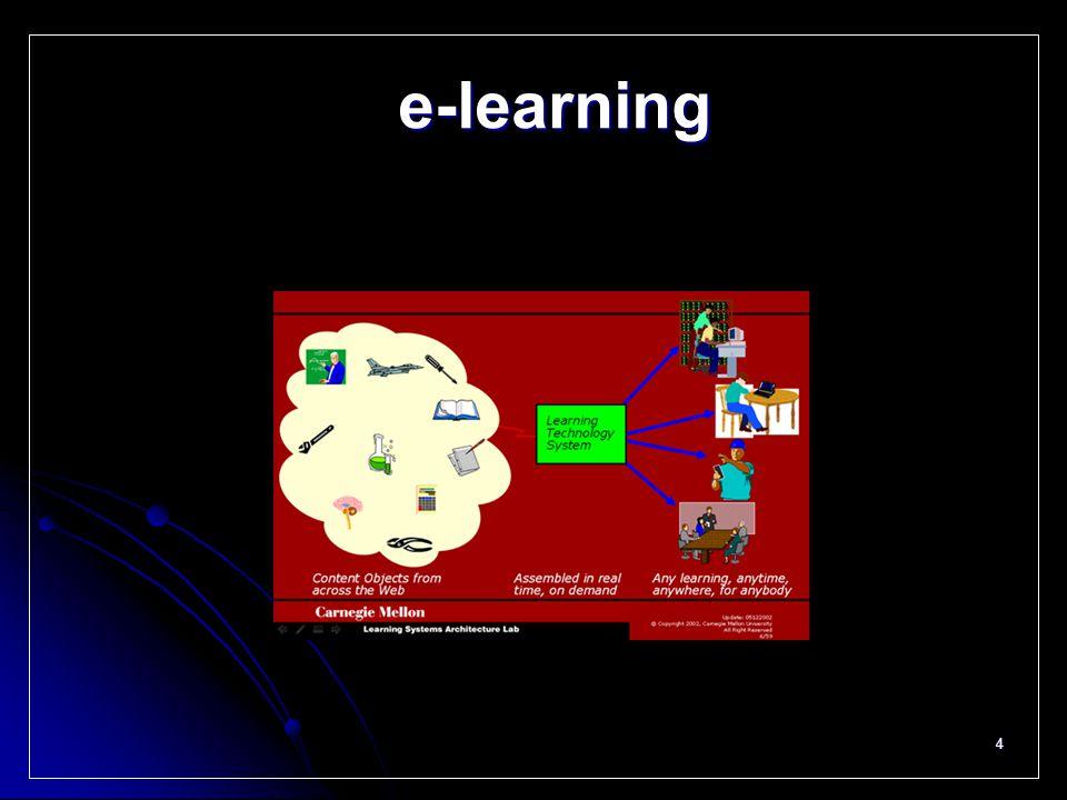 4 e-learning