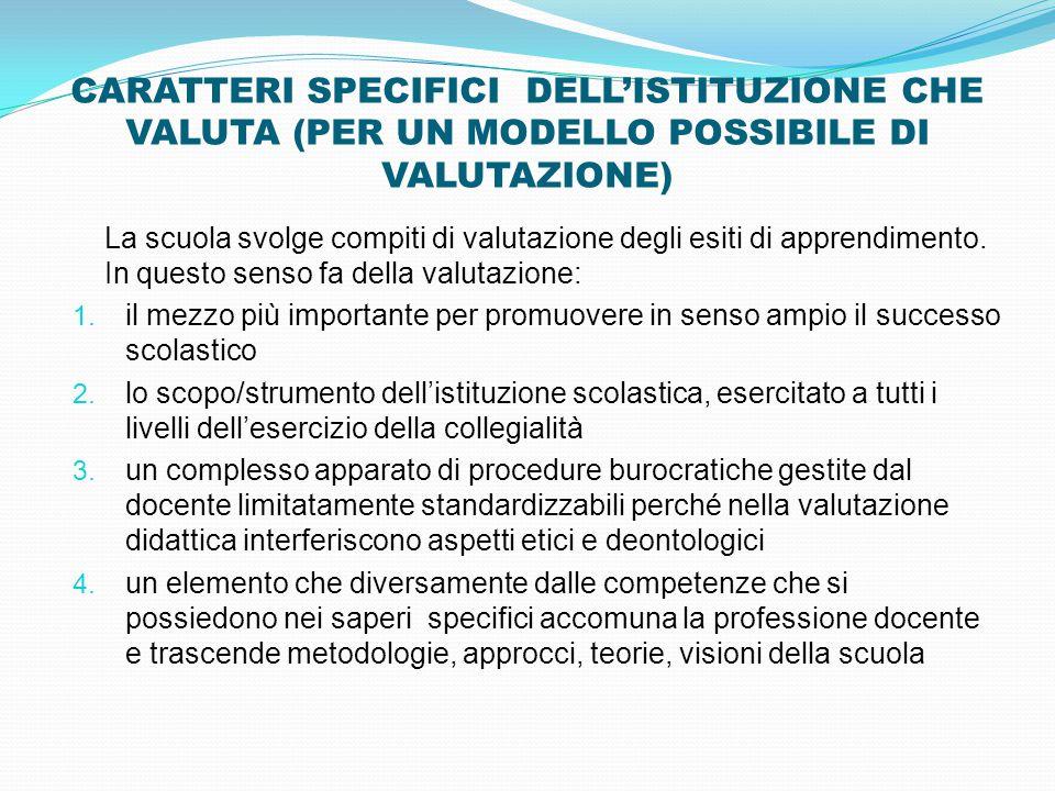 La Valutazione di Sistema: genesi e funzione, in Italia e in UE La valutazione costituisce un'area di interesse nel sistema dei servizi pubblici a partire dagli anni '80 Inizialmente è presente in tutti i settori in cui l'intervento pubblico è caratterizzato da investimenti dello Stato (Sanità, Industria, Agricoltura, Trasporti) e politiche di sviluppo A partire dalla seconda metà degli anni Novanta la Valutazione di Sistema viene introdotta nei settori dell'Istruzione, della Formazione, dei servizi socio-assistenziali e servizi socio-sanitari Oggi è considerata indispensabile per orientare la spesa pubblica, soprattutto in ambito di programmazione europea Nel campo dell'istruzione la valutazione costituisce un effetto del decentramento e della autonomia delle scuole (art.