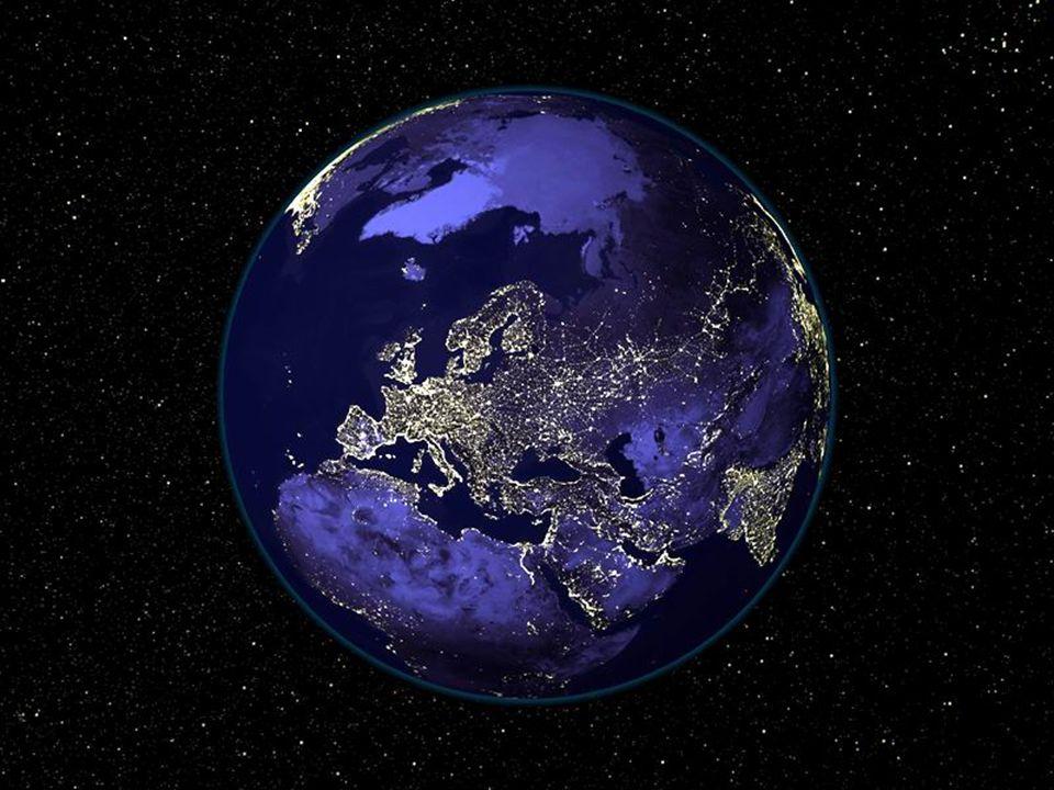 Gira il nostro mondo, fatto di tempo infinitamente limitato... dentro l'infinito spazio e l'infinito tempo, di miliardi di galassie e miliardi di anni