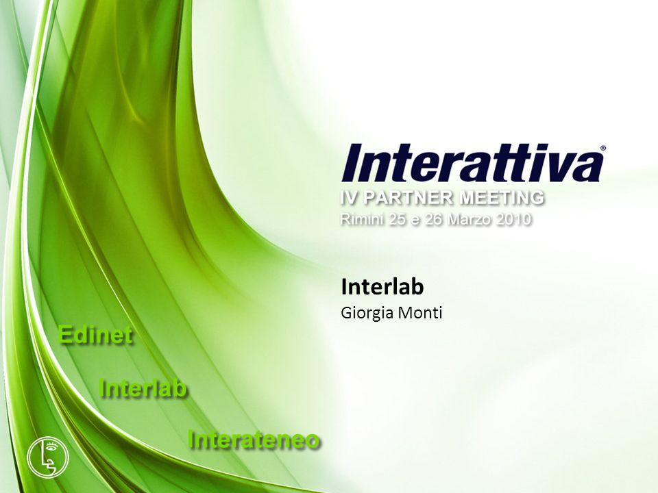Interlab Giorgia Monti