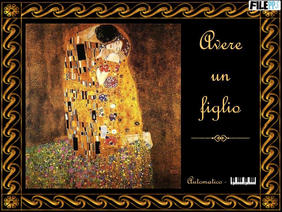 L'essenza della maternità: '' Questa è la cosa meravigliosa di essere madre, tutto è possibile perché devi farlo e lo fai, semplicemente '' ( Kate Winslet ) Klimt '' Colore di madre '' Fotografia di Teresa Carreno