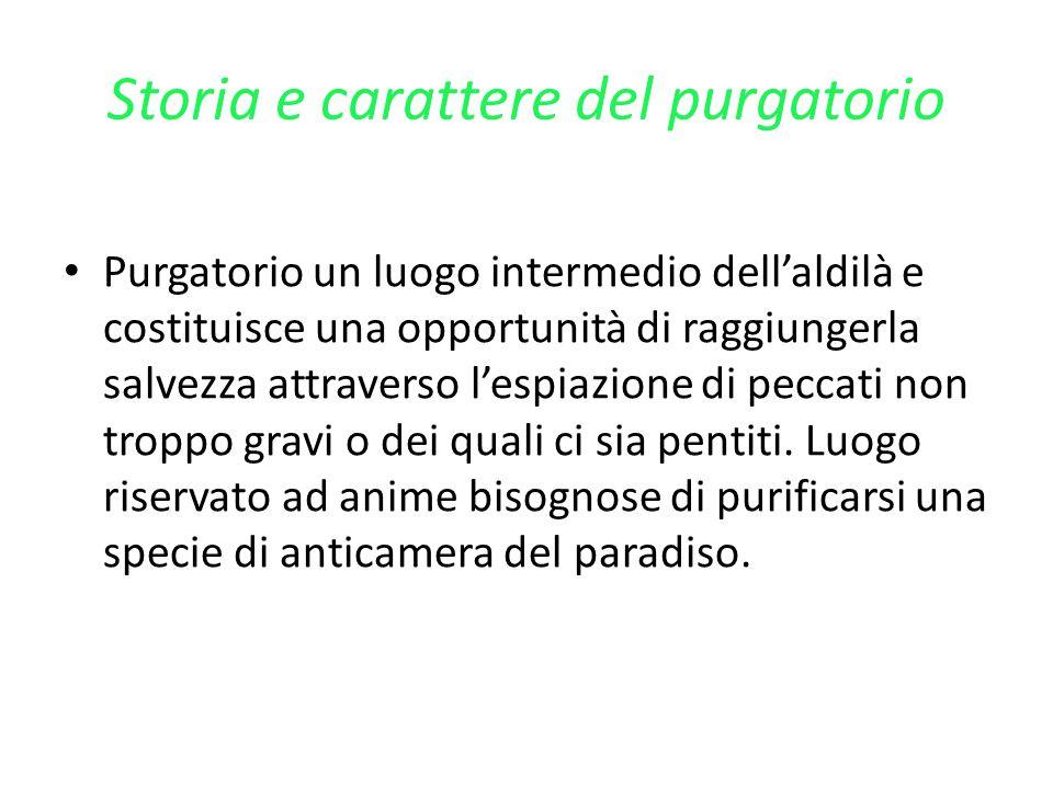 PURGATORIO FRANCIOLI RICCARDO GABAGLIO ALYSSA FATE MOLTA ATTENZIONE!!!