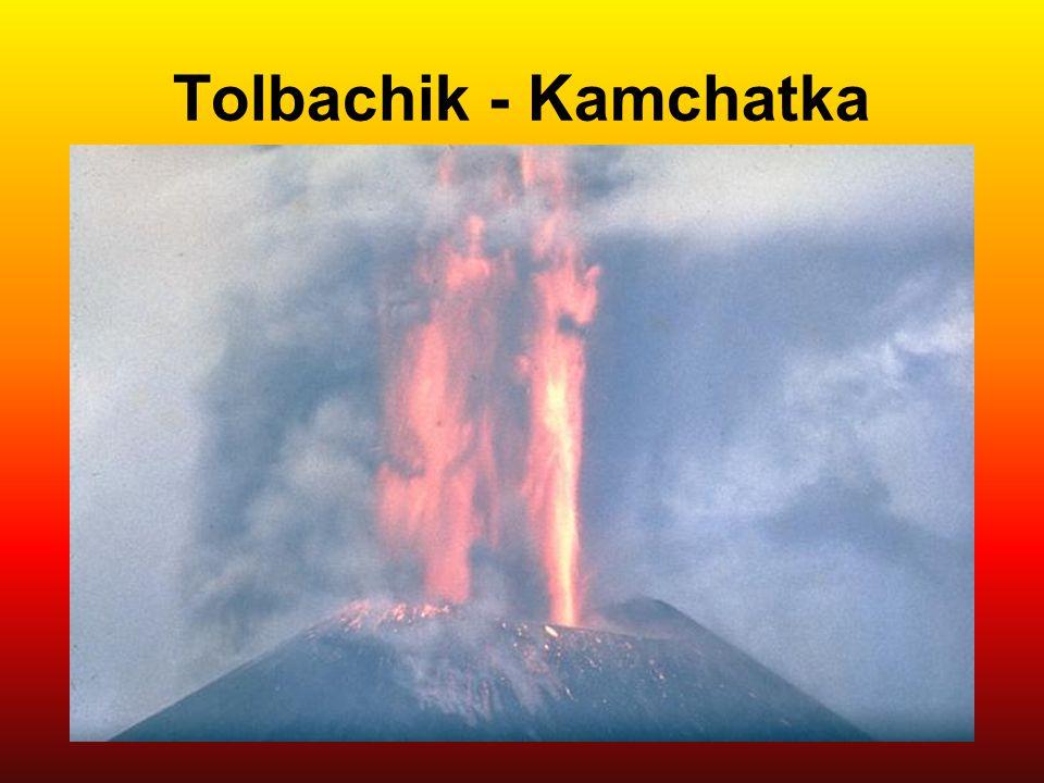 Tolbachik - Kamchatka