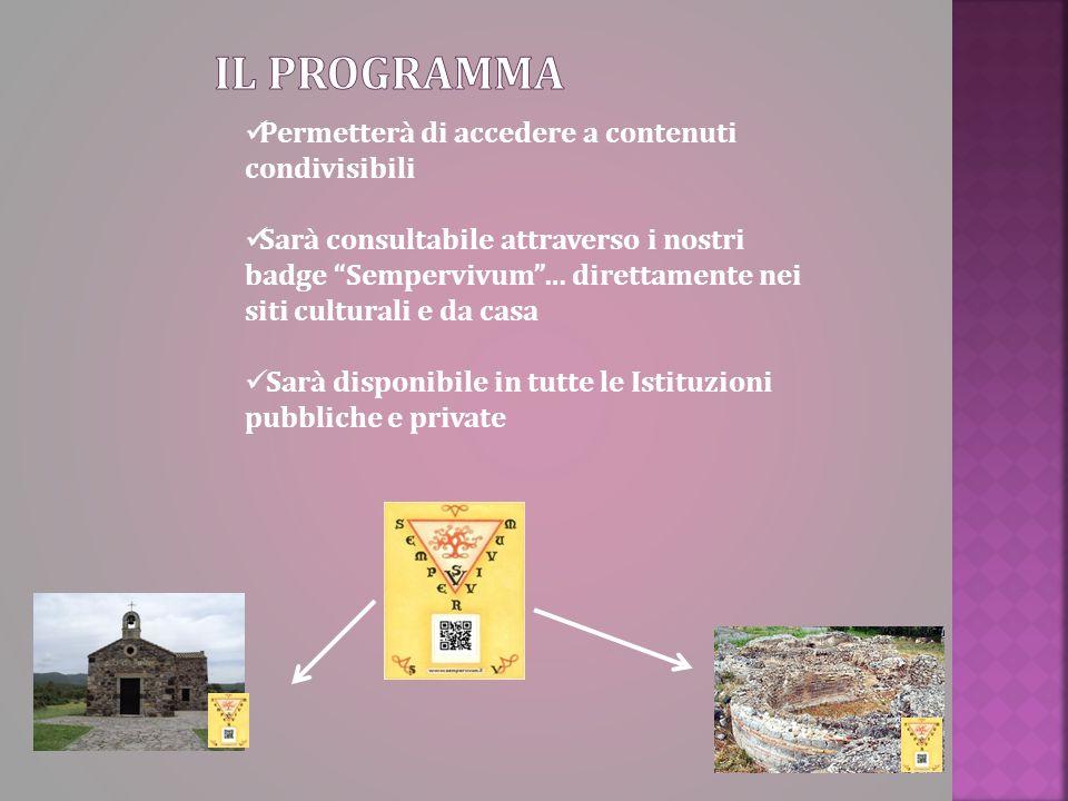 Si potrà promuovere e diffondere dappertutto … In Sardegna