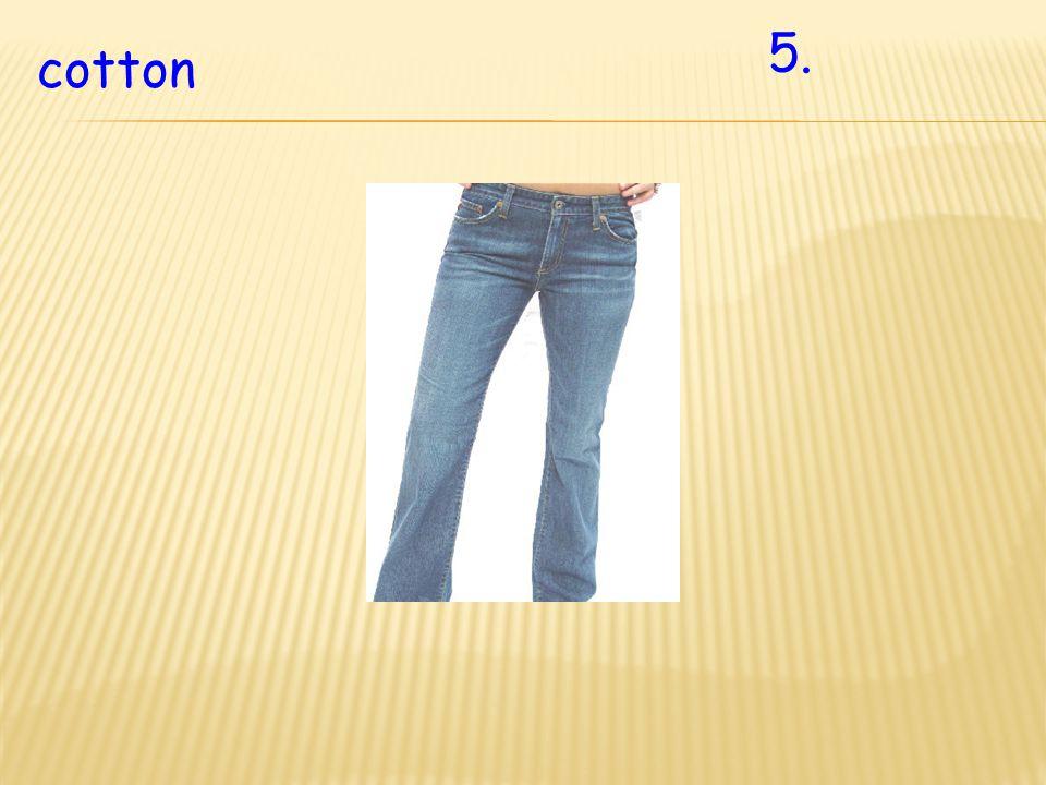 cotton 5.