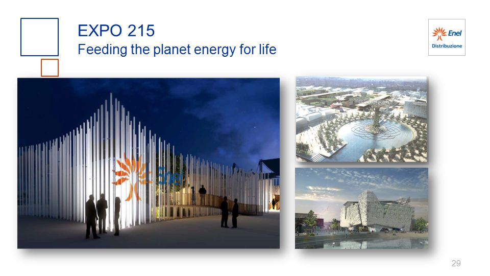 29 EXPO 215 Feeding the planet energy for life