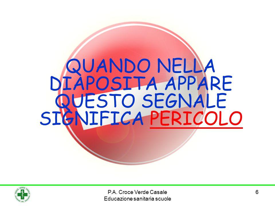 17 10° COMANDAMENTO ALLONTANATEVI IN CASO DI UBRIACHI P.A.
