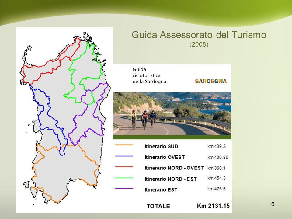 7 Guida Assessorato del Turismo (2009)