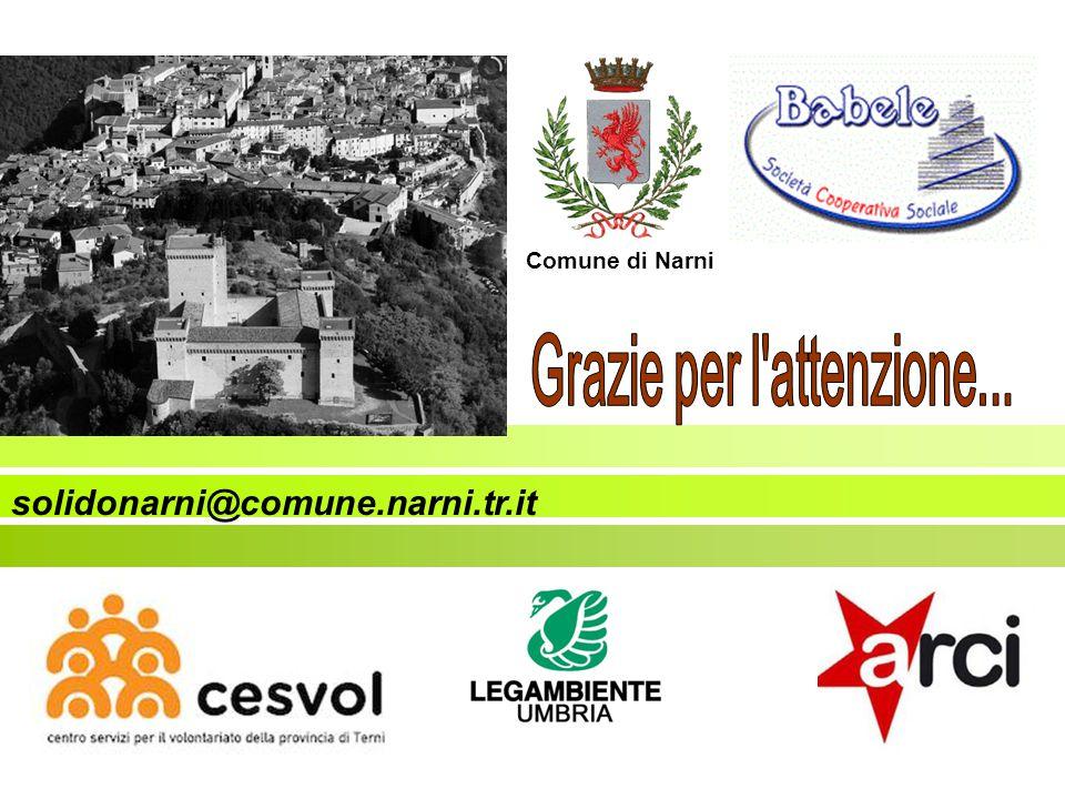 solidonarni@comune.narni.tr.it Comune di Narni