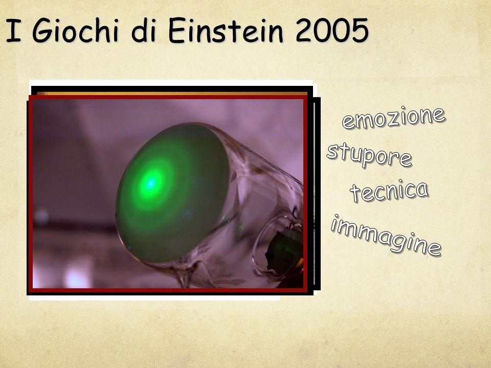 I Giochi di Einstein 2005