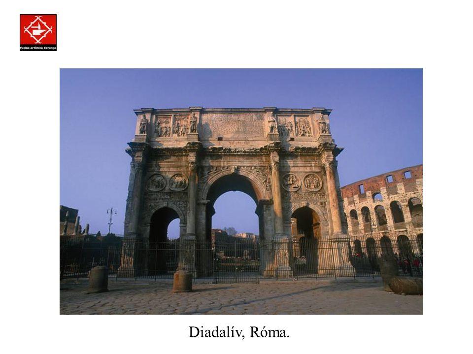 Prodotti assemblati a regola d'arte con la tecnica della chiodatura. Diadalív, Róma.