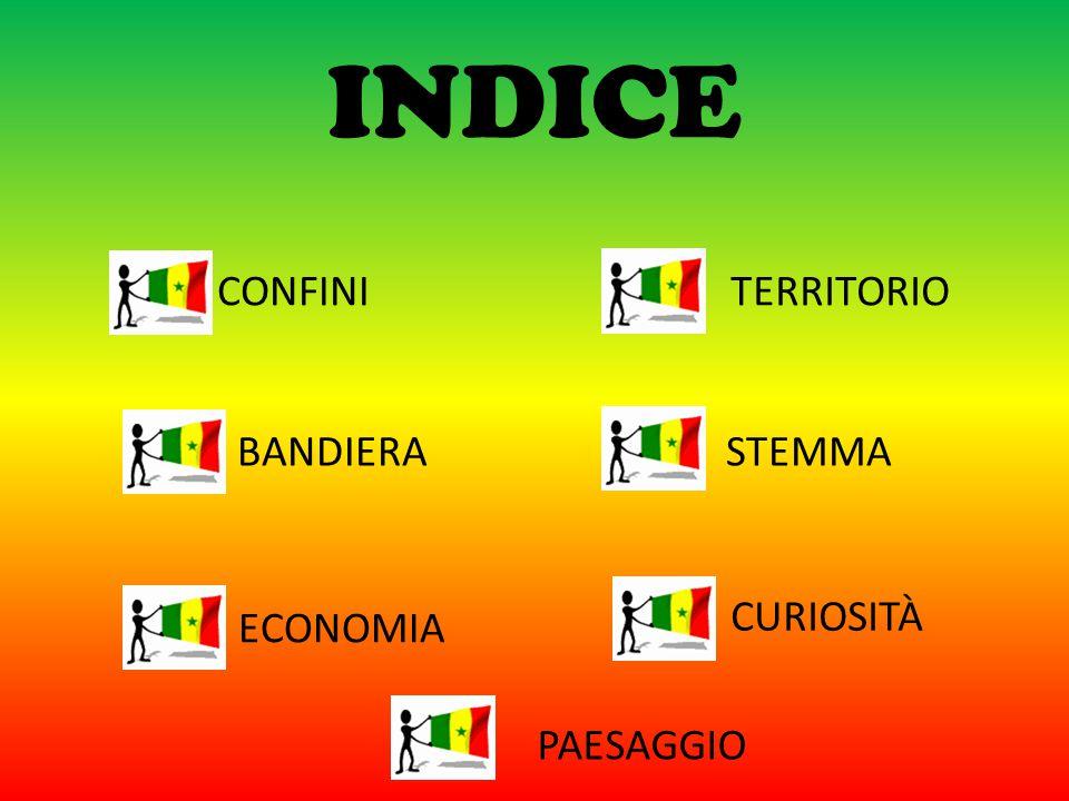 INDICE CONFINITERRITORIO BANDIERA STEMMA ECONOMIA CURIOSITÀ PAESAGGIO
