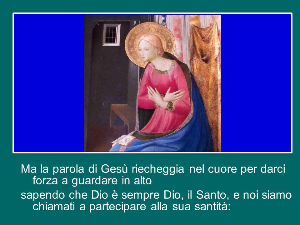 La liturgia delle ore non diventa forse anche per coloro che ne fanno esperienza, affidare all'angelo del Signore il nostro cuore perché diventi tempo