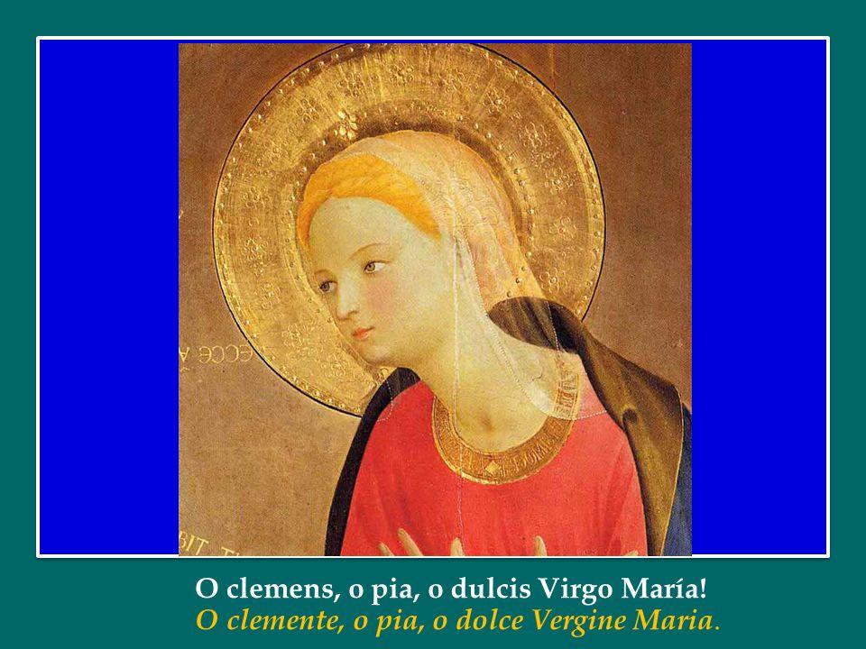nobis, post hoc exsílium, osténde. il frutto benedetto del tuo seno.