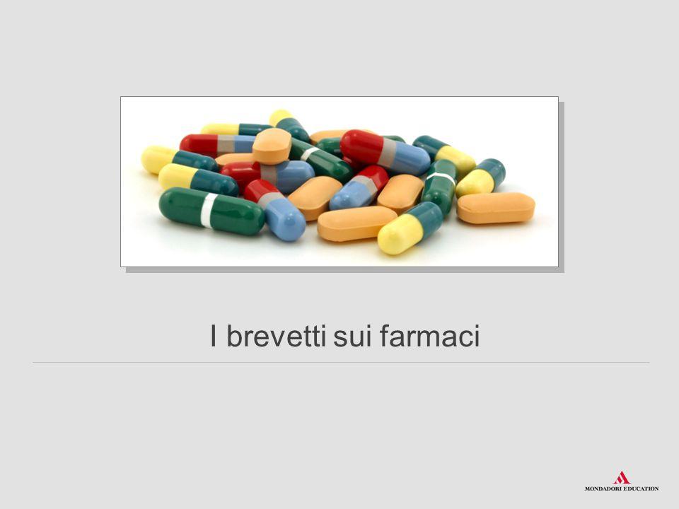 I brevetti sui farmaci