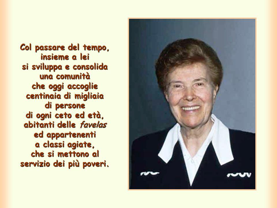 Lo dimostra in modo eccellente la vita di Ginetta Calliari.