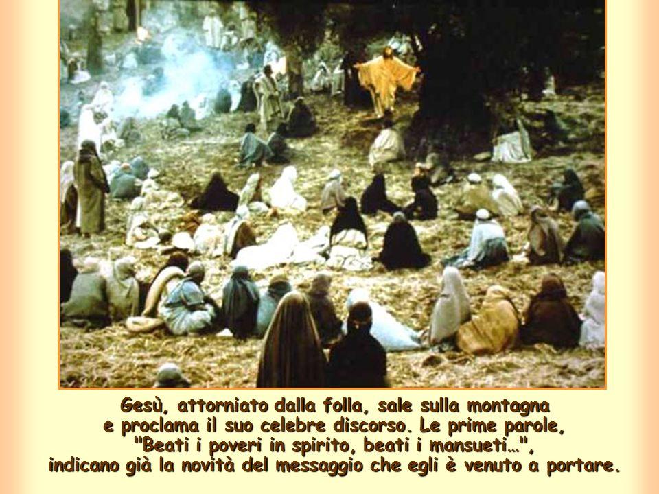 Chi osserverà [questi precetti] e li insegnerà agli uomini, sarà considerato grande nel regno dei cieli (Mt 5, 19).