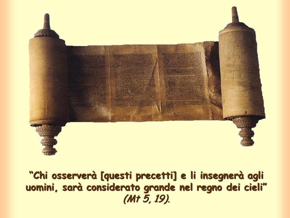 l Trasformati da questo grande messaggio, essi sono invitati a trasmettere ad altri gli insegnamenti ricevuti e tradotti in vita.