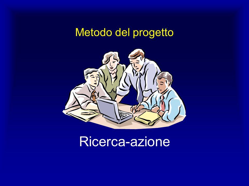 Metodo del progetto Ricerca-azione