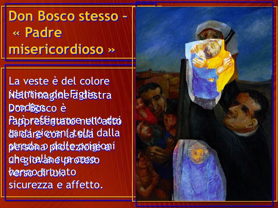 Per i bambini e i giovani rappresenta la parabola del Padre misericordioso.