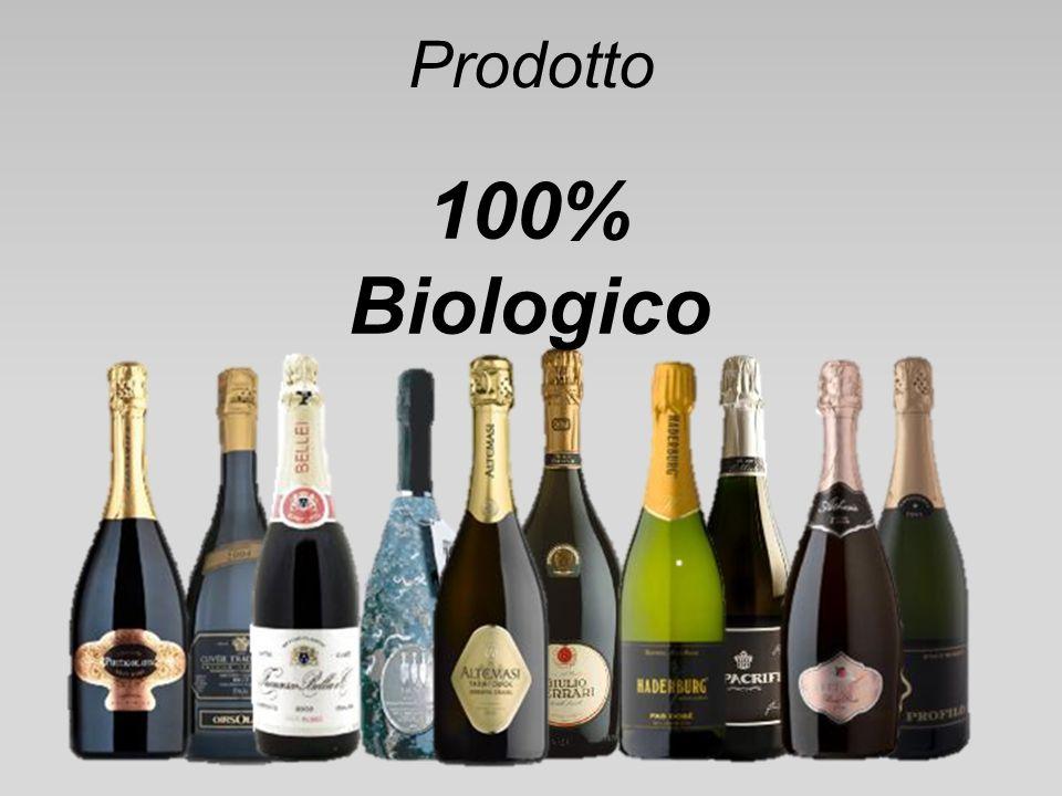 Prodotto 100% Biologico