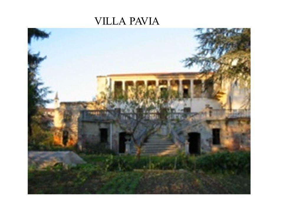 VILLA PAVIA