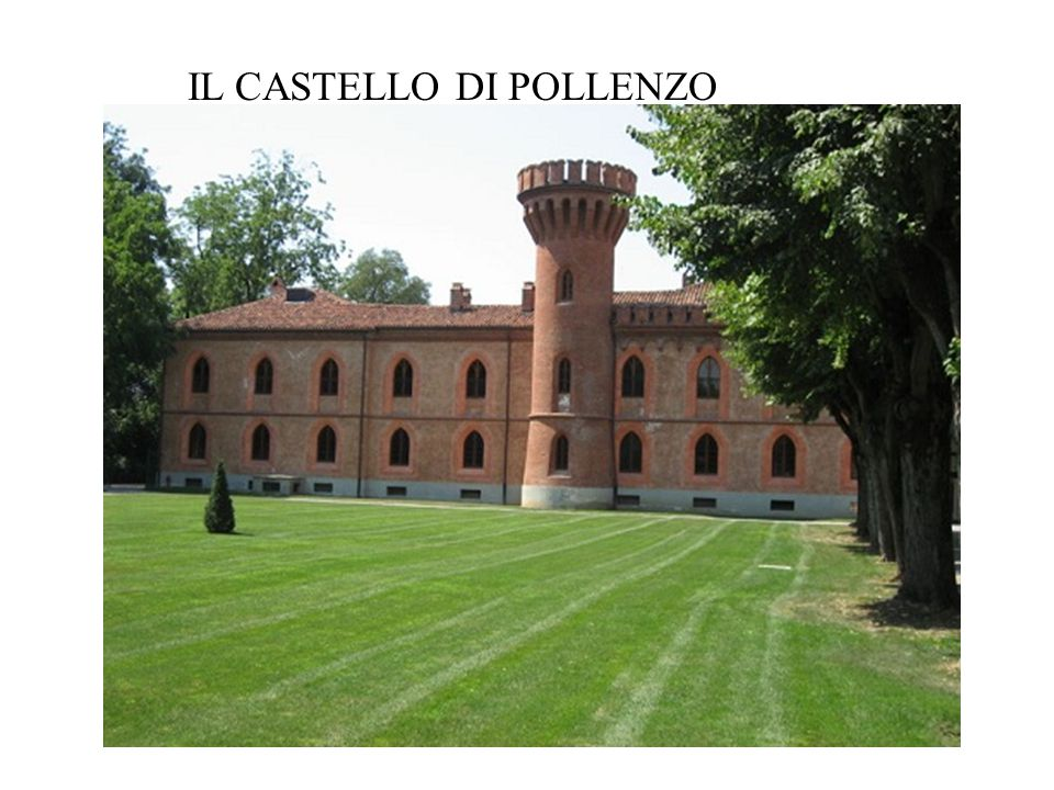 IL CASTELLO DI POLLENZO