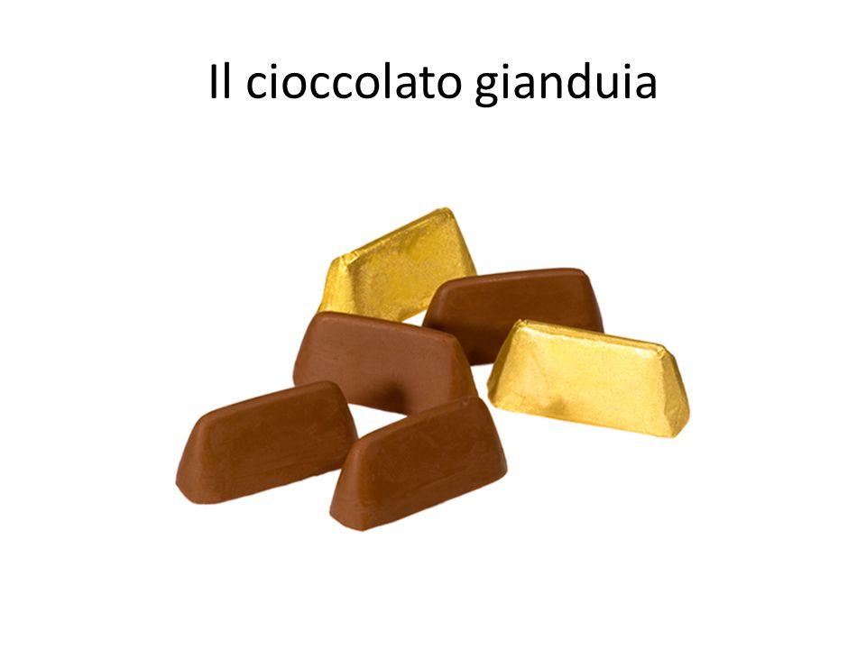 Il cioccolato gianduia