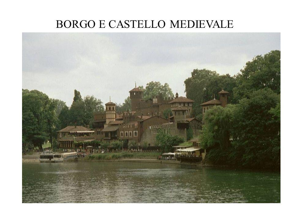 BORGO E CASTELLO MEDIEVALE