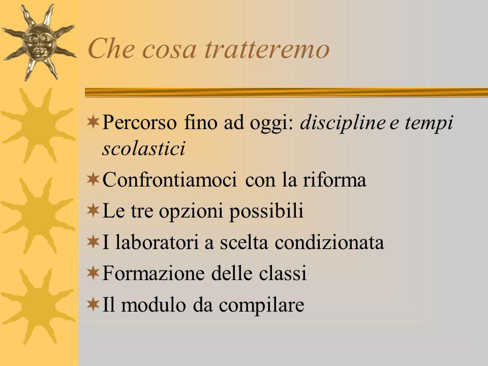 La I Media a Menaggio, Tremezzo e Ossuccio a.s. 2004 – 05