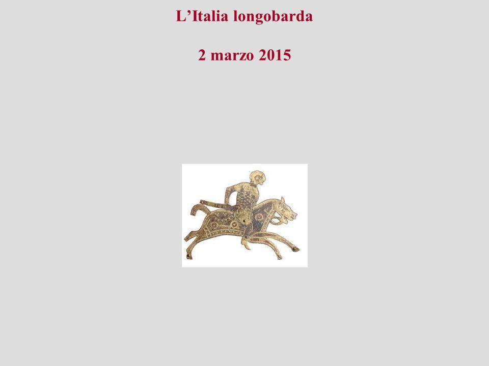 L'Italia longobarda 2 marzo 2015