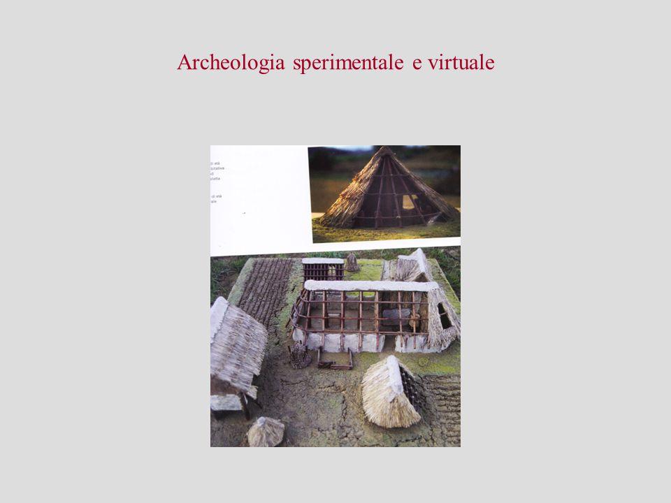 Archeologia sperimentale e virtuale