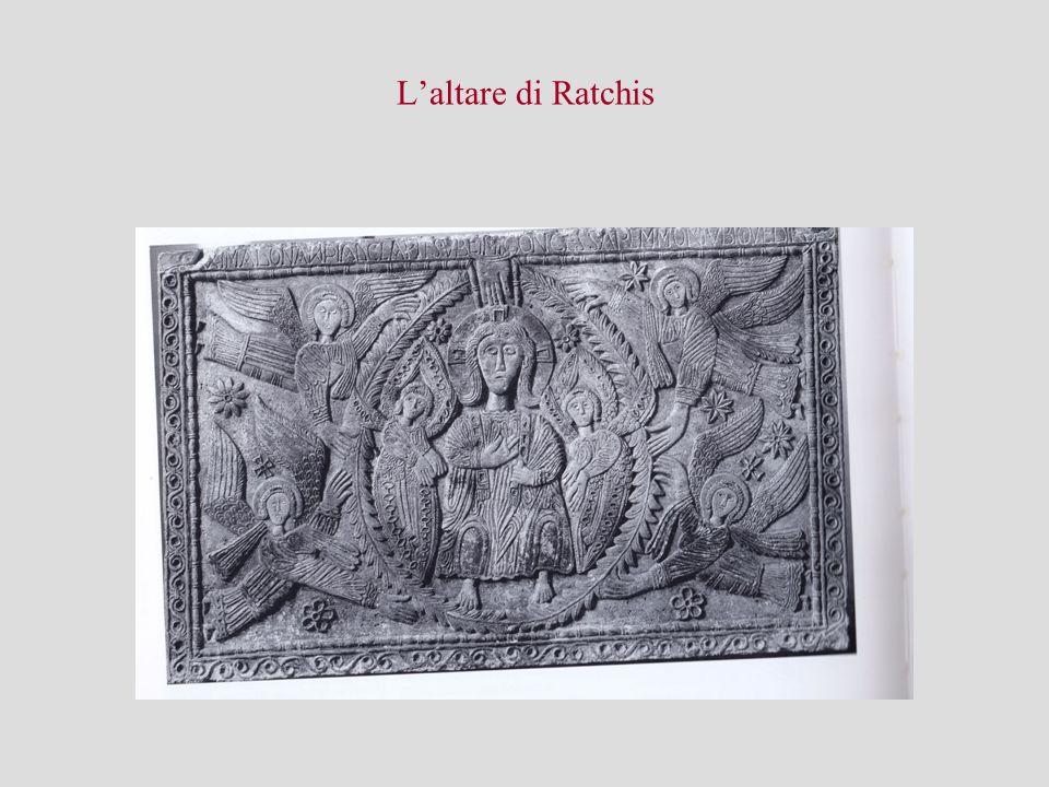 L'altare di Ratchis
