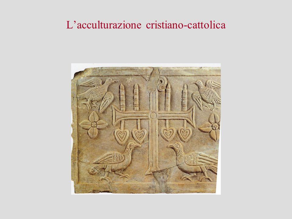 L'acculturazione cristiano-cattolica