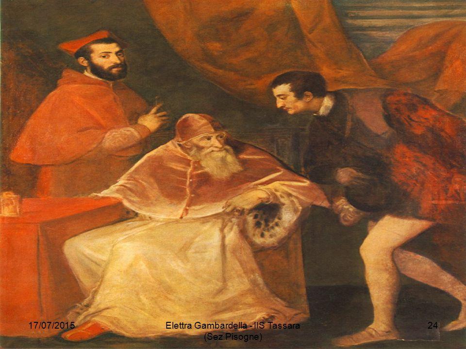17/07/2015Elettra Gambardella - IIS Tassara (Sez.Pisogne) 24