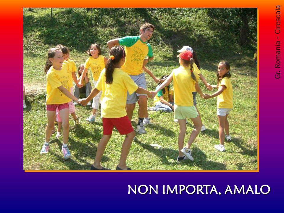 Gr. Romania - Ciresoaia NON IMPORTA, AMALO