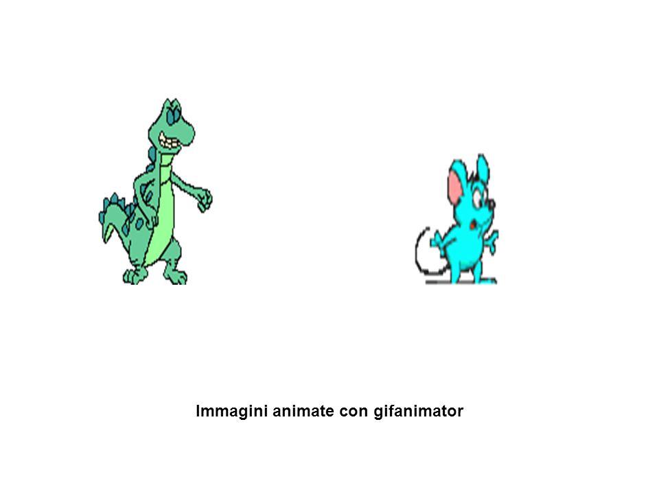 Immagini animate con gifanimator