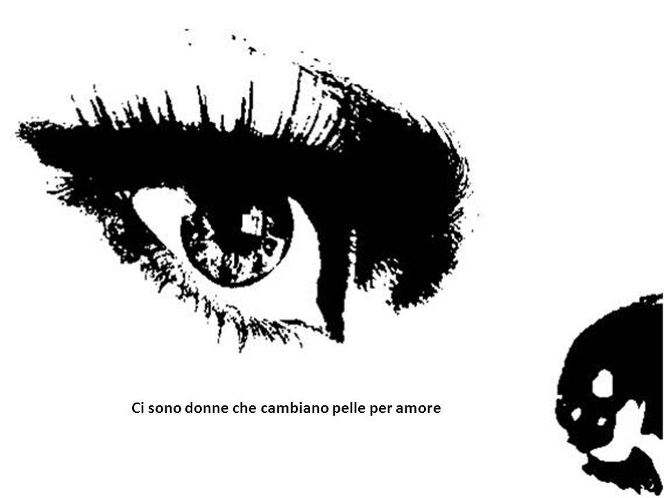 Ci sono donne che hanno occhi profondi e sconosciuti come oceani