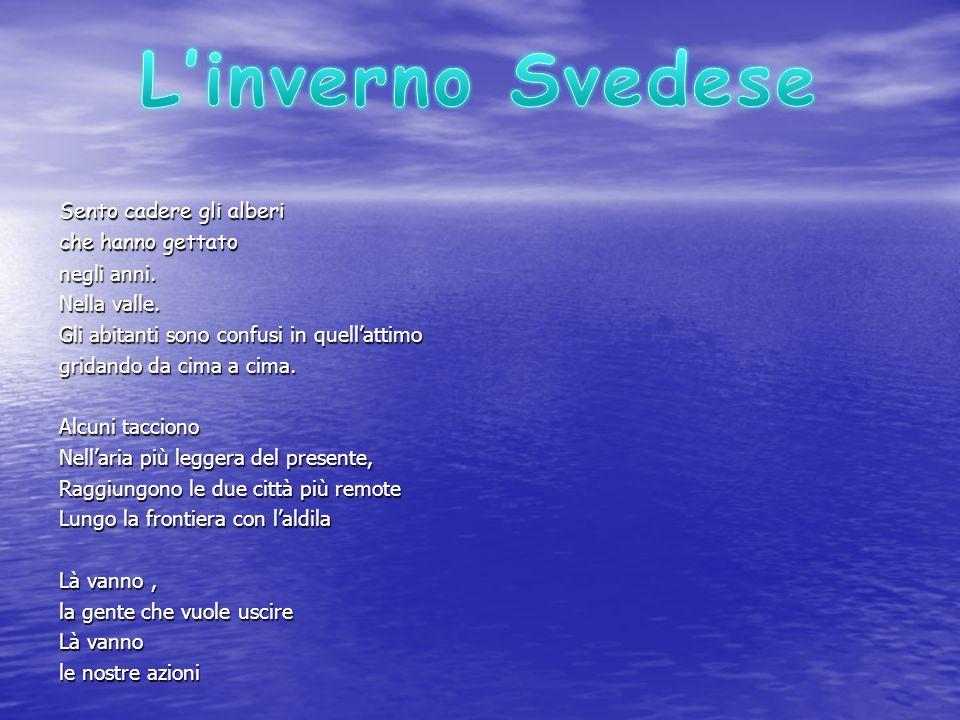 Un viaggio in Svezia