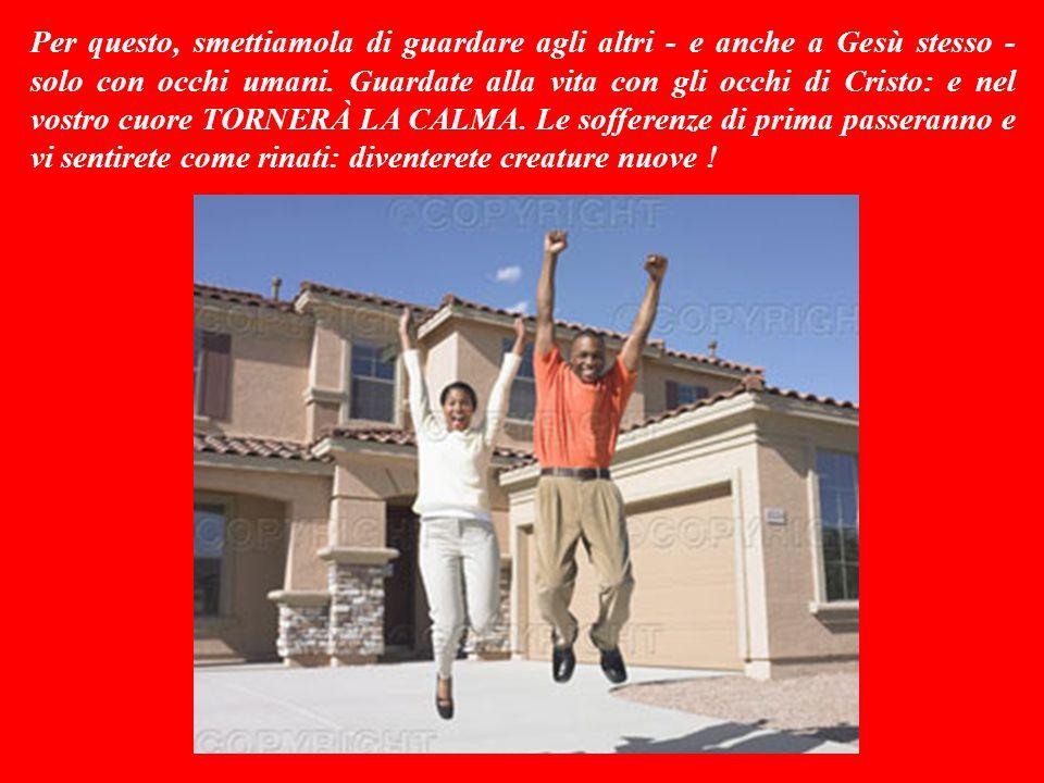 SECONDA LETTURA (dalla seconda lettera di Paolo ai cristiani di Corìnto 5,14-17) Carissimi fratelli, lasciatevi possedere dall'amore di Cristo.