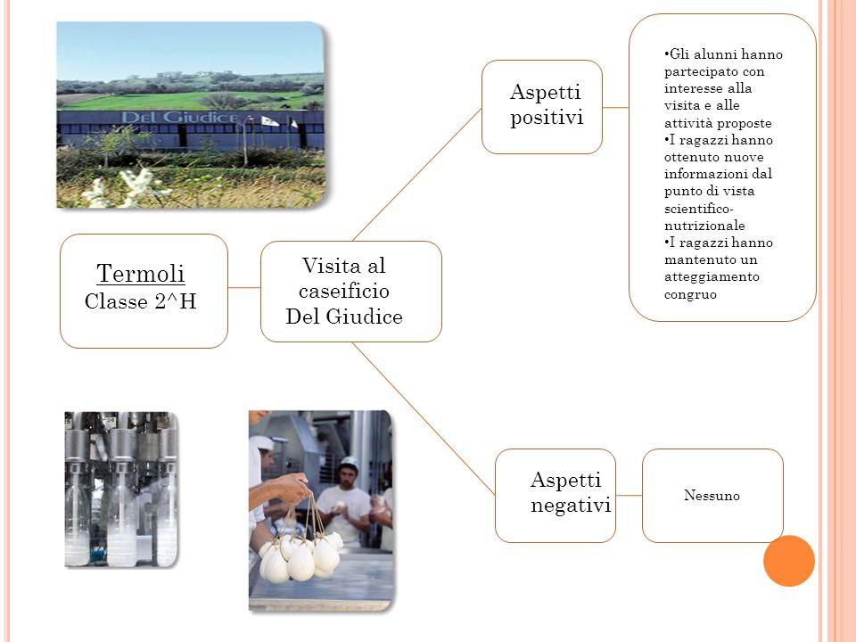 Vi Roma Classi 2^ C, 3^ C, 3^A, 3^D Visita a Palazzo Madama Aspetti positivi Aspetti negativi Gli alunni hanno acquisito una buona conoscenza della Co