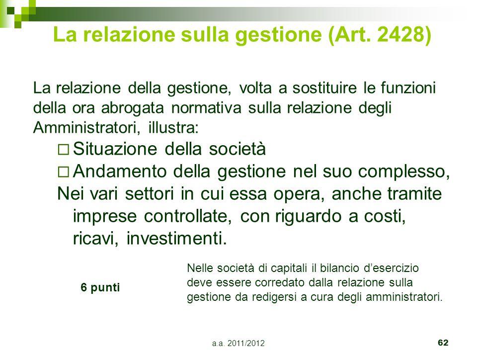 a.a.2011/201263 Testi/Parti del Programma di riferimento P.
