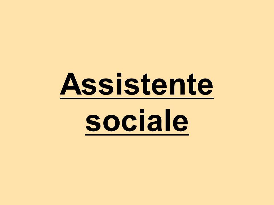 Assistente sociale