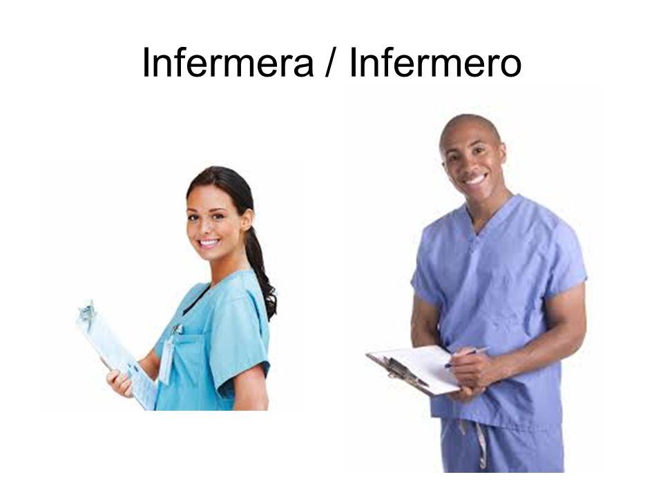 Infermera / Infermero